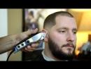 Стрижка и оформление бороды техникой Wahl | How to cut a low bald fade with Beard with Wahl Seniors