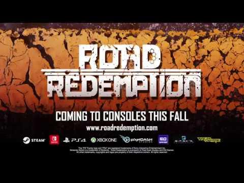 Road Redemption Трейлер анонса на консоли