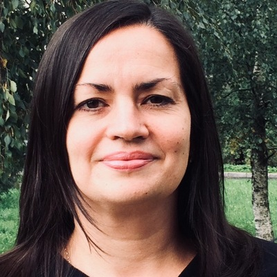 Надежда Ахромова
