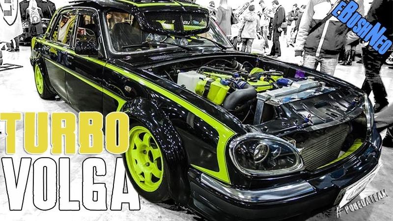 TURBO VOLGA DIY custom Intake manifold