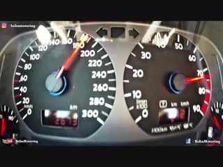 Brutal Golf Mk2 DSG 1200HP 16V Turbo Acceleration from Boba Motoring