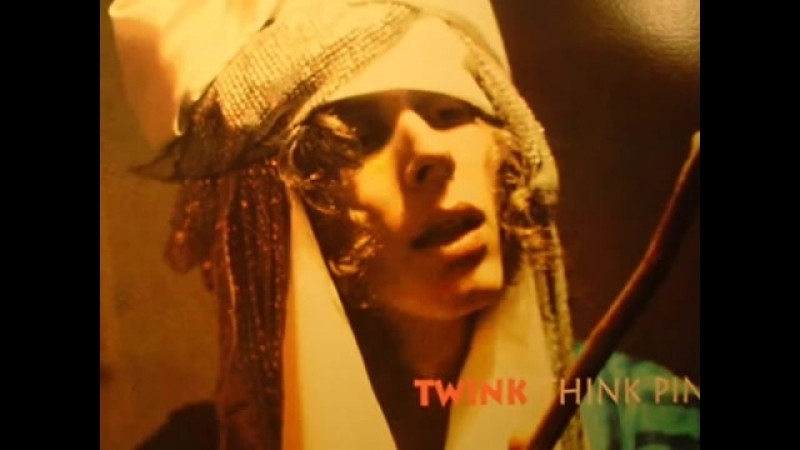 Twink - Tiptoe On The Highest Hill - 1970