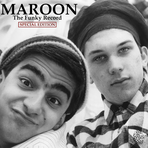 Maroon альбом The Funky Record (Special Edition)