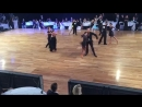 Чемпионат мира по 10 танцам. Румба. Youth under 21.