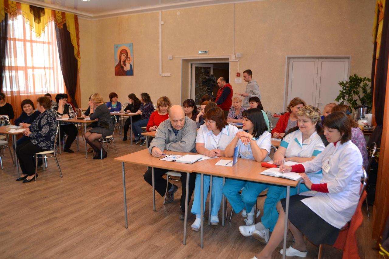 В Калужской области переучивают социальных работников