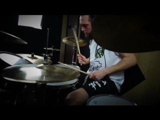 Live drum cover version of: fire - prinza ft demolition man uk (urban shakedown mix)