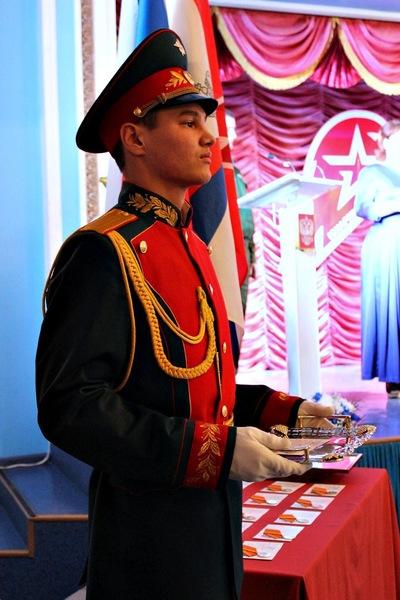 Александр Батоцыренов