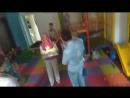День рождения со Скай из Щенячьего патруля, вынос торта имениннику!