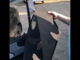 Установка автошторок на клипсах в Chevrolet Cruze