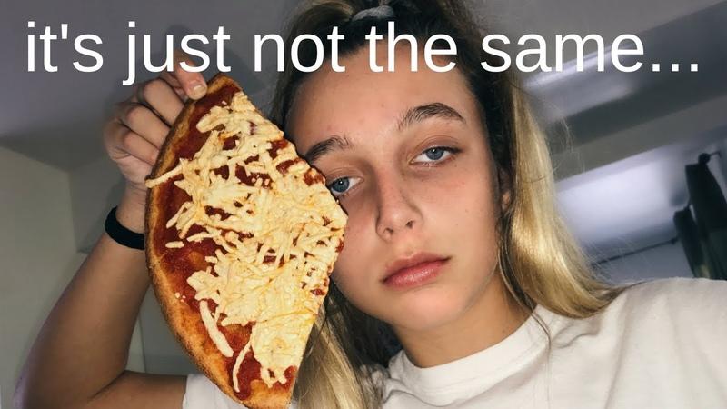 Vegan pizza SUCKS