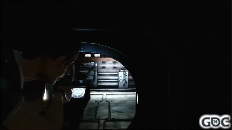 Alien Isolation - Third Person Prototype and Beta Trailer