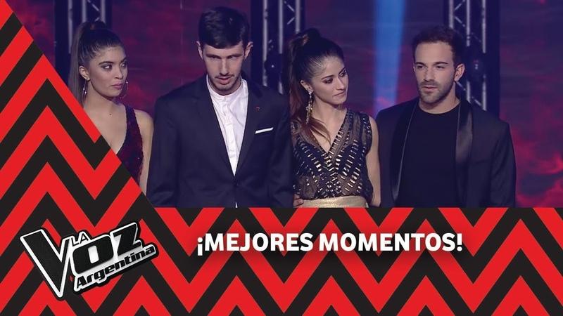 ¿Quién ganó La Voz Argentina 2018? - La Voz Argentina 2018