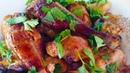 Сочный, мягкий шашлык из курицы на углях | Мариновка мясо