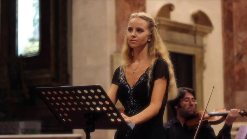 Matthäus Passion (J.S.Bach) Erbarme Dich, mein GottAbbi pietà di me| Diana Volkova