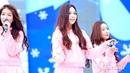[4k Fancam/직캠]151205 여자친구(GFRIEND) - ONE @부산 해운대 아이스페스티벌