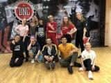 Хип-Хоп в Танцевальной Студии