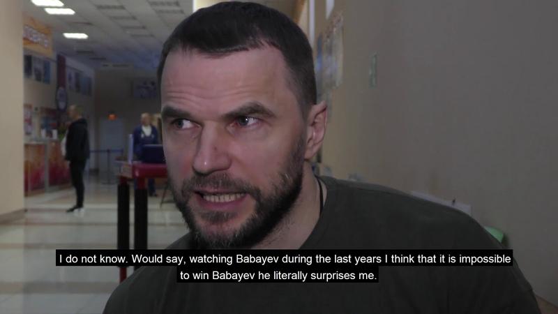 Armfight 50 V Kuznetsov about Bresnan vs Babayev