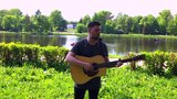 Hans Andrias - Girl from the North Country (Bob Dylan cover)