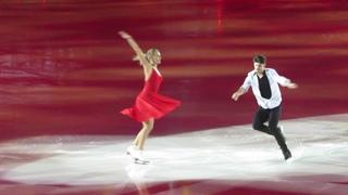 Art on Ice 2019 - Aleksandra Stepanova & Ivan Bukin - James Blunt