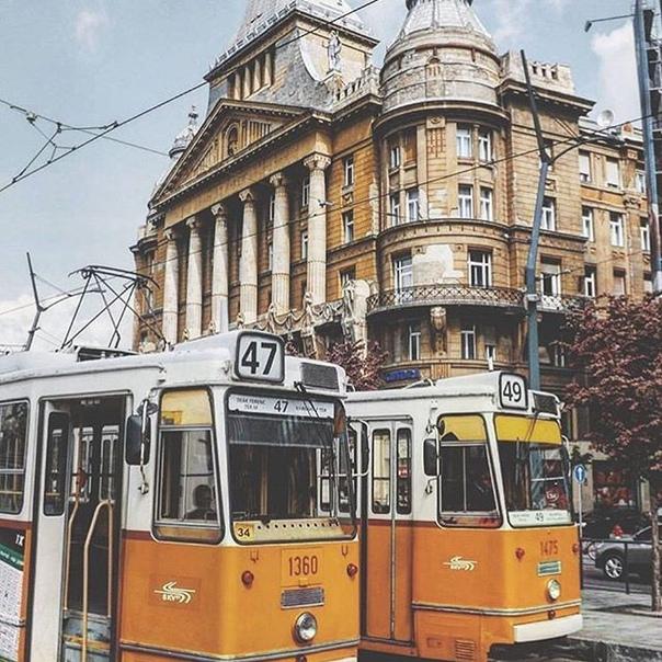 🔥Петербург: прямые рейсы в Будапешт от 6200 туда-обратно