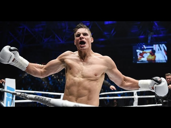 Rico Verhoeven l All Knockouts in Glory Kickboxing