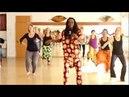 Batch Gueye Sabar Dance Class Bristol