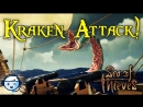 NoPlayJack Killing The Kraken Becoming A Pirate Legend Sea of Thieves PC And Xbox Ep01