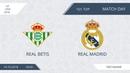 AFL18. Spain. Primera. Day 26. Real Betis - Real Madrid