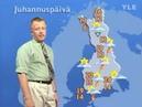 Juha Föhrin sääennuste (Juhannus 1989)