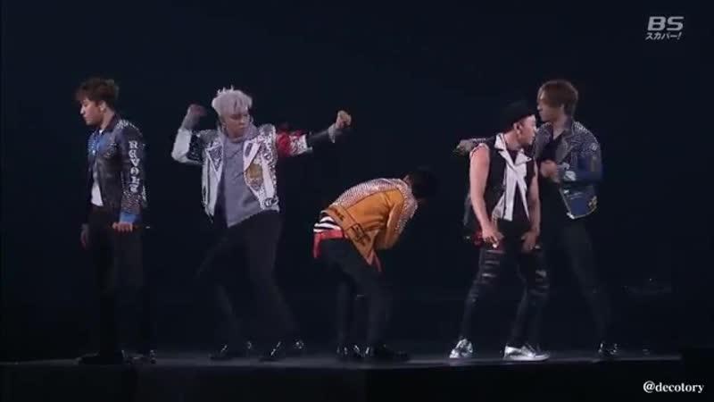BIGBANG male dance