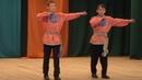 Марийский танец. Радуют Каргинские ребята. Видео Хайбуллина Василия