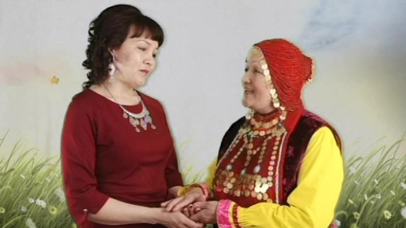 18. Файза Хәлилова һәм Зифа Мөхәмәтова