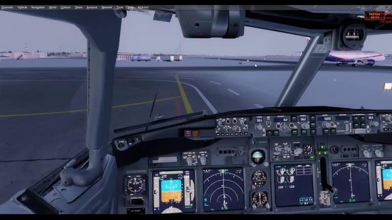 Следом за рейсом SU046/AFL046