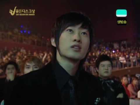GOLDEN DISK AWARD Epik High Bonsang Fan LIVE 12 14 07