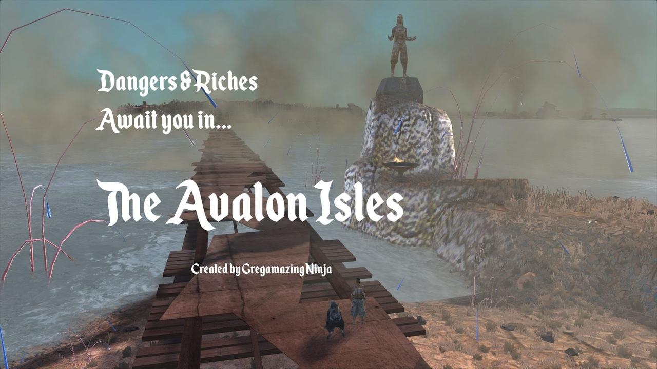 The Avalon Isles / Острова Авалон