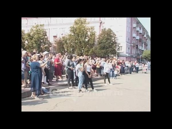 «Молодежь – будущее России» - студенческий фольклорный фестиваль прошел в Армавире