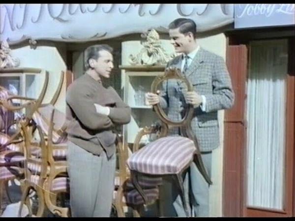 Счастье лежит на улице 1957, ФРГ, комедия