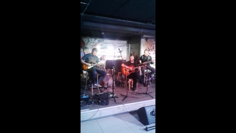 КВЖД на Вечере памяти Аркадия Угдыжекова в Rock and roll bar (20.07.18)