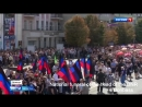 National funeral of the head of the DNR Alexander Zakharchenko