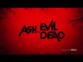 Ash vs Evil Dead (Retro Style TV Intro)