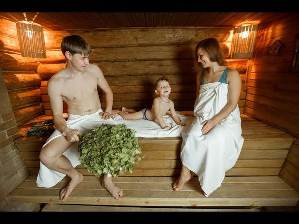 Семейная банька в клуб-отеле ВеЛес