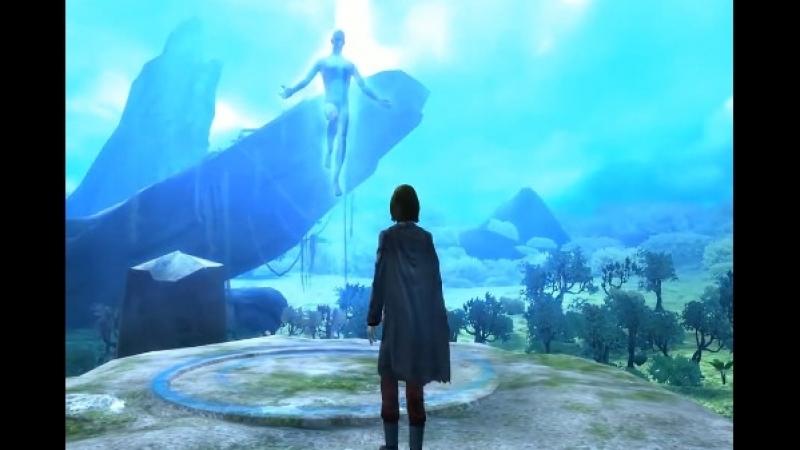 Из игры Dreamfall The Longest Journey (2006 г.)