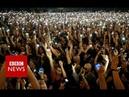 Georgia's rave revolution - BBC News
