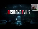 Resident Evil 2 Stream Premiere — RE2 Remake Leon Demo