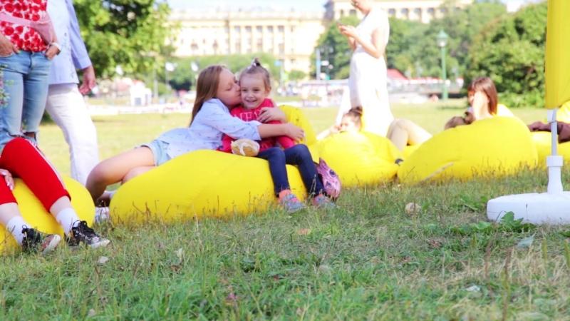 Лето СТС в Петербурге