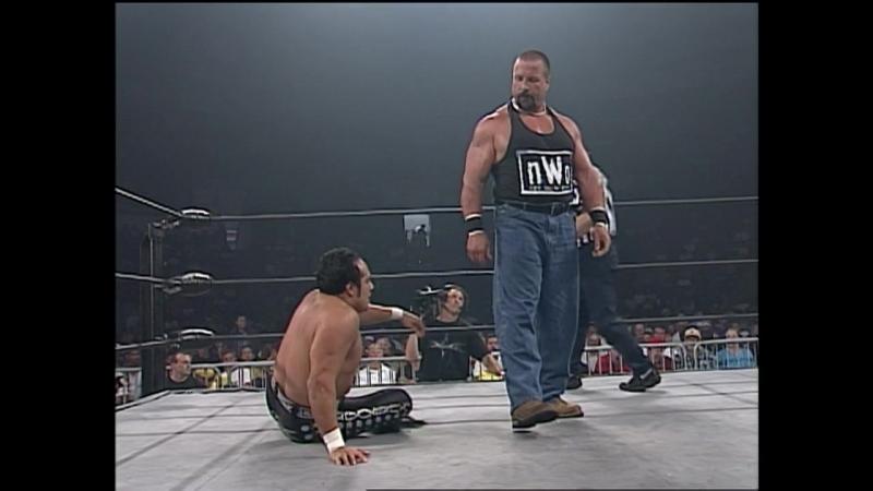 WCW. Thunder 03.06.1999 HD