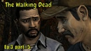 😈👽 The Walking Dead 😈👽 Clementine learn to shoot a gun Ep 3 part 5