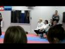 Подсмотрено NEWS/ Собрание родителей в клубе Moroz Fight/