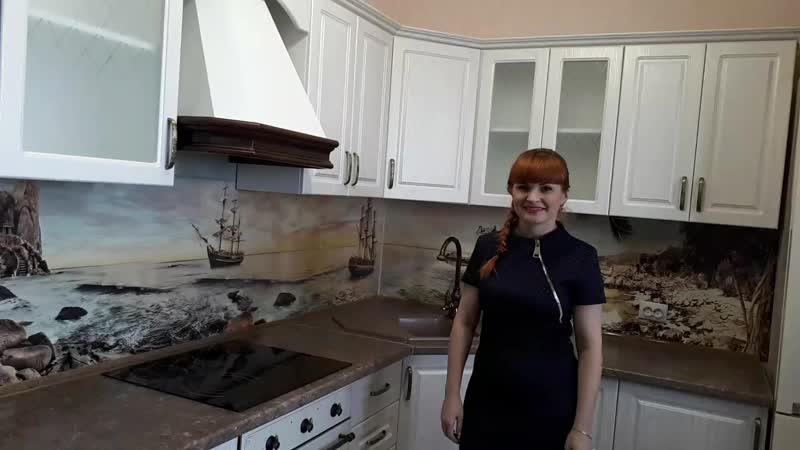Морская кухня для Александра