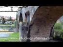 Puente romano de Cangas de Onis Asturias Римский мост в Кангас де Онис Астурия
